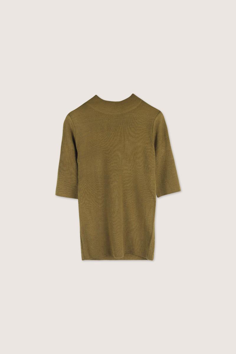 Sweater H058 Olive 11