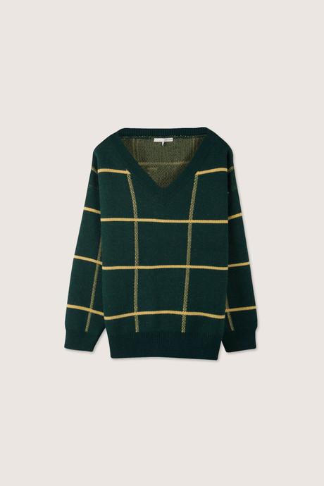 Sweater H067 Green 7