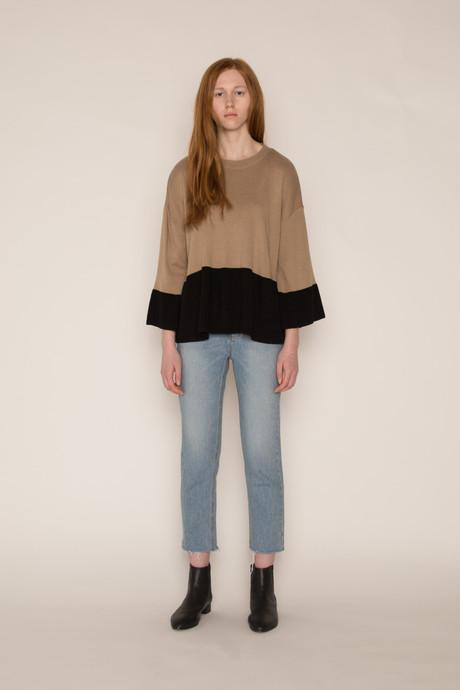 Sweater H092 Beige 1
