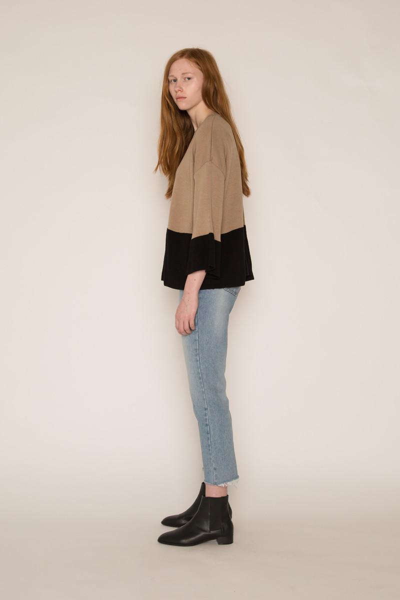 Sweater H092 Beige 2