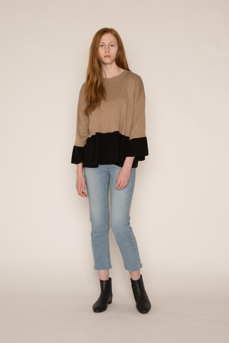 Sweater H092 Beige 3