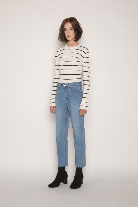 Sweater H271 Cream 1