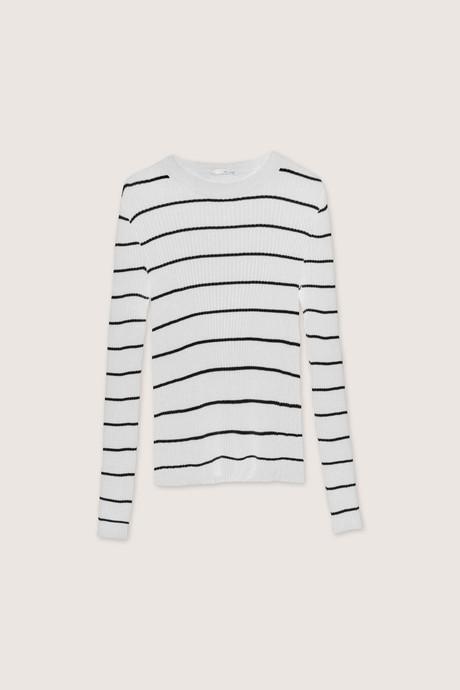 Sweater H271 Cream 11