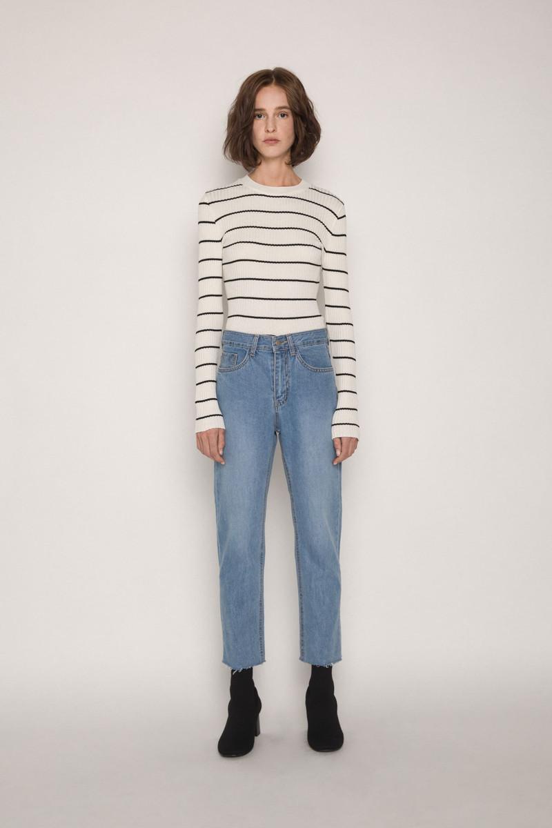 Sweater H271 Cream 3