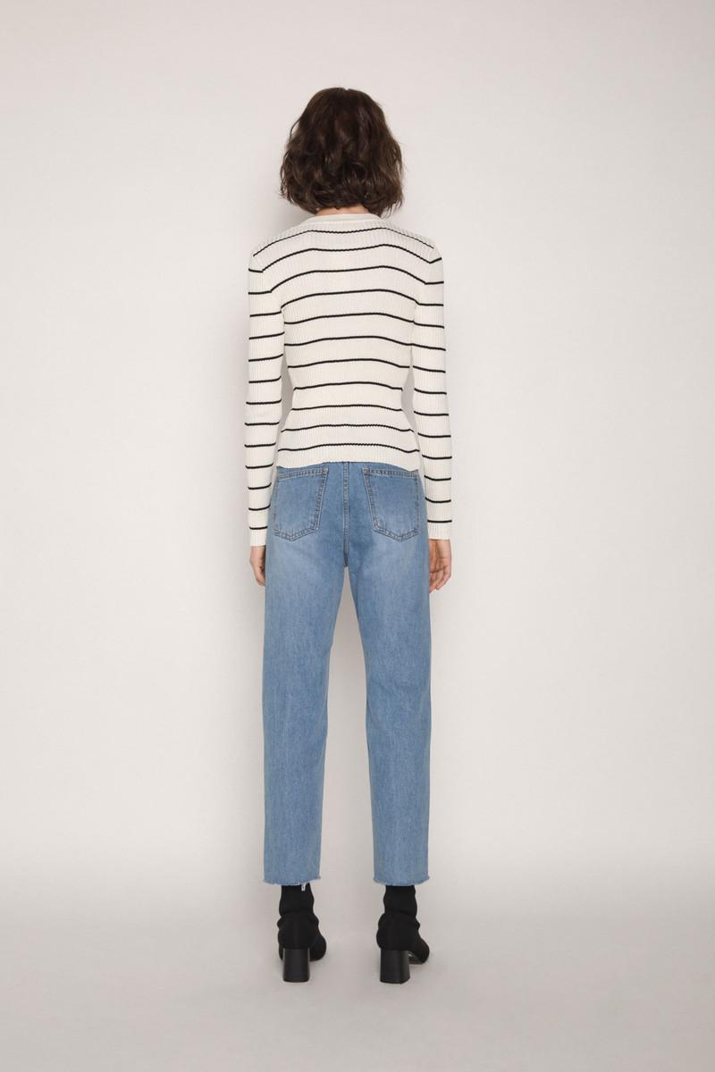 Sweater H271 Cream 4
