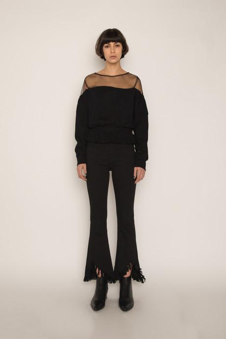 Sweater H538 Black 1