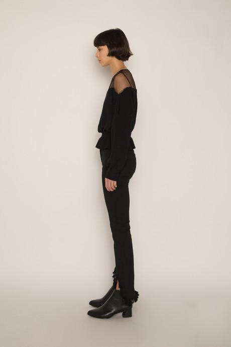 Sweater H538 Black 3