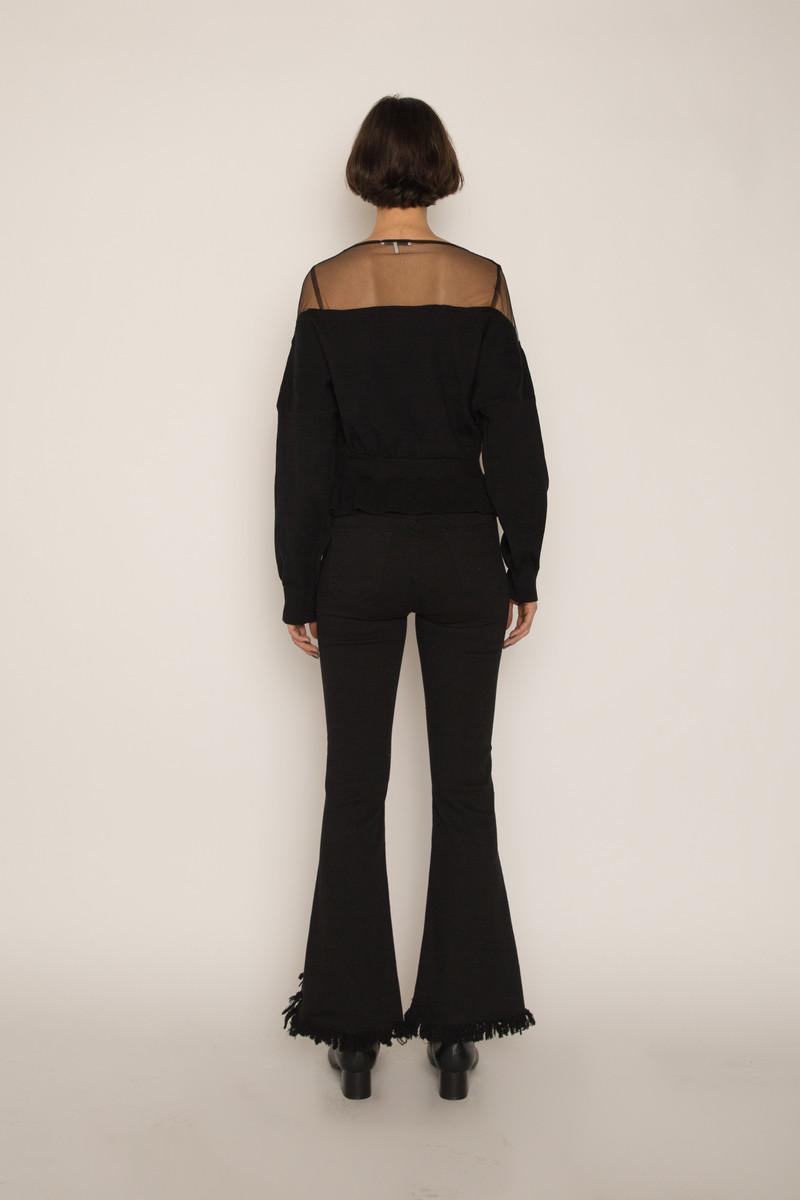Sweater H538 Black 4