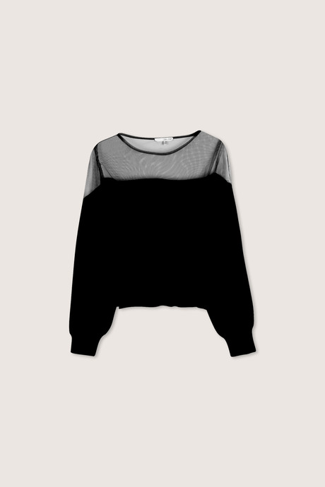 Sweater H538 Black 5