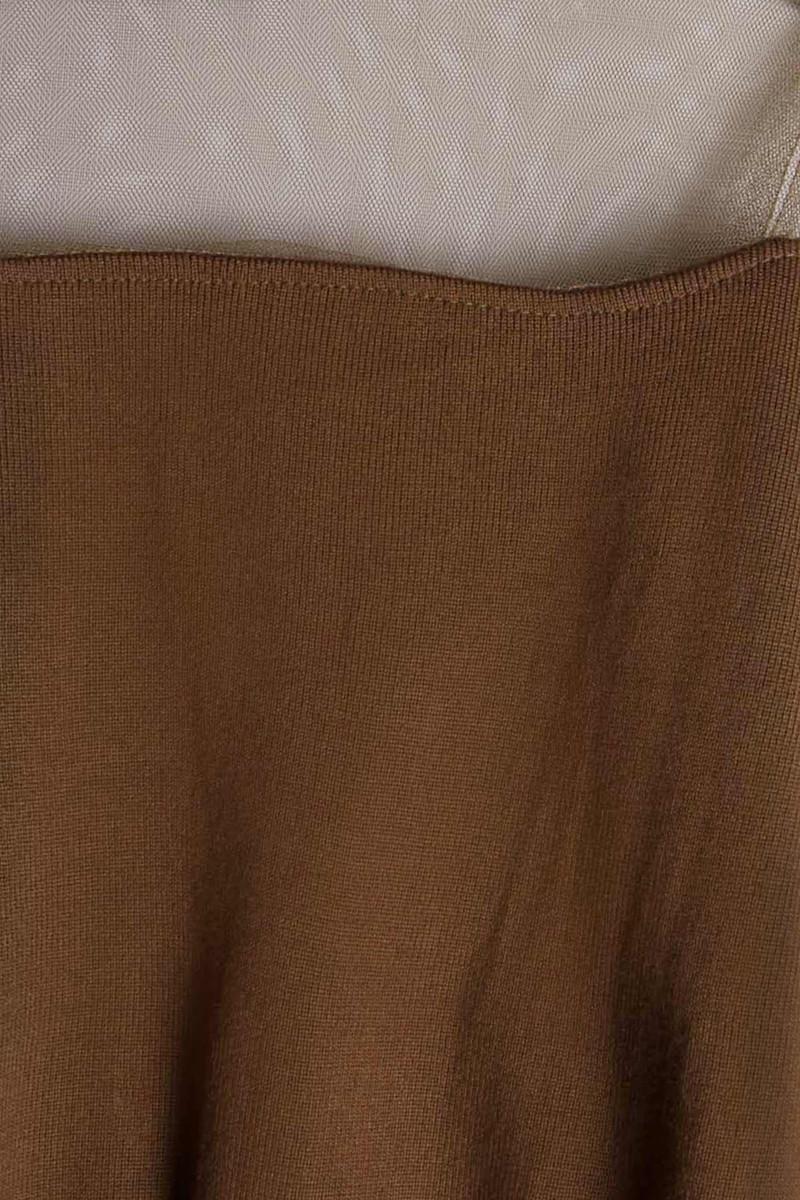 Sweater H538 Brown 8