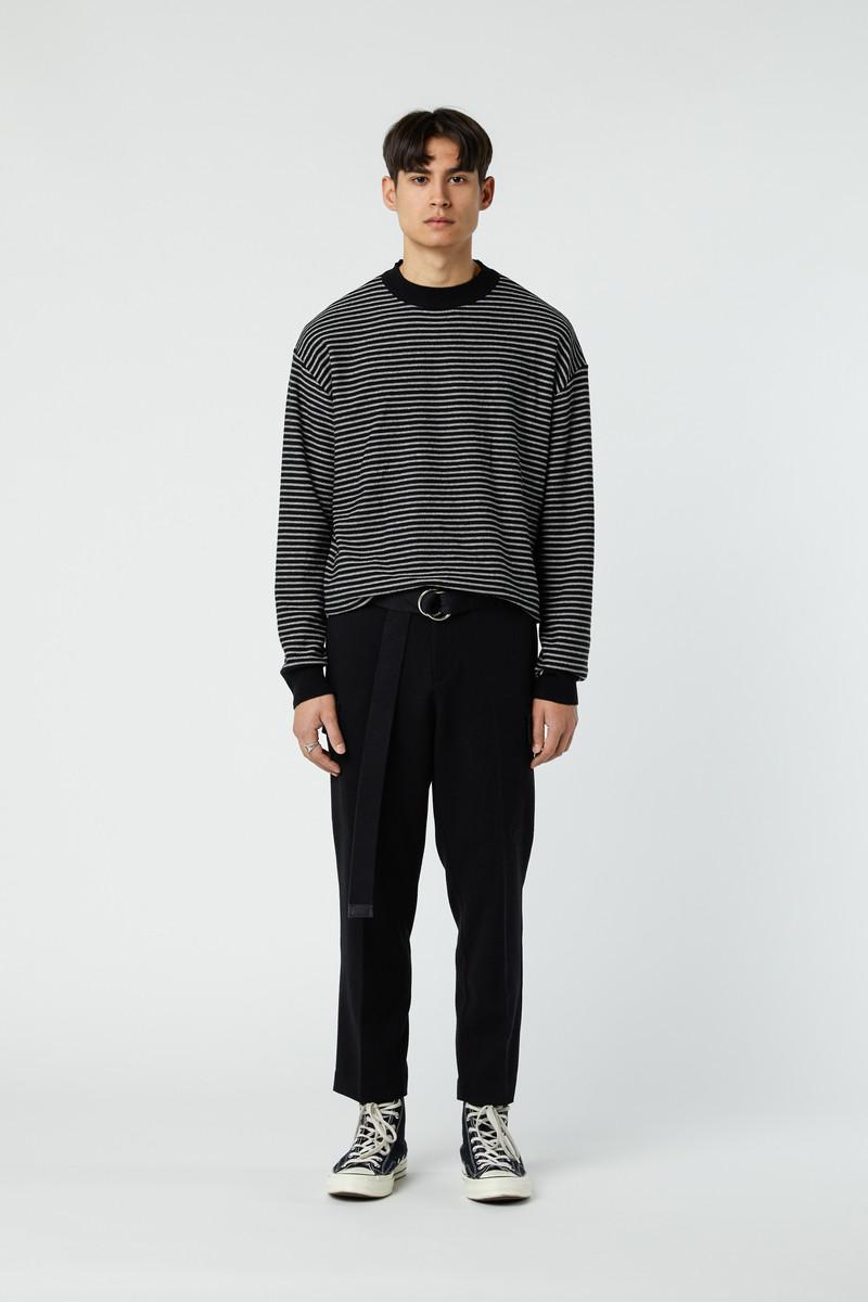 Sweater J001M Black 2