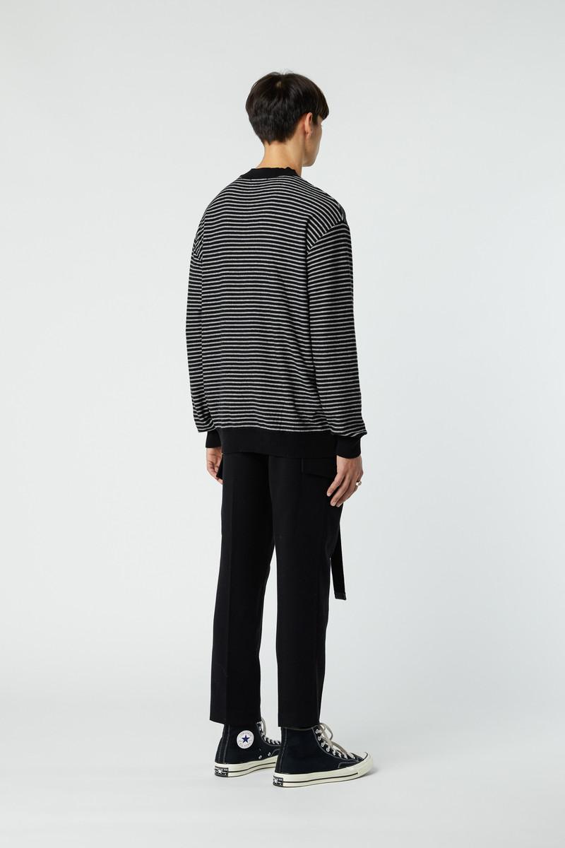 Sweater J001M Black 3
