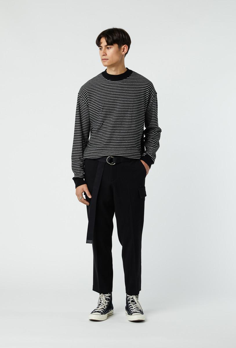 Sweater J001M Black 4