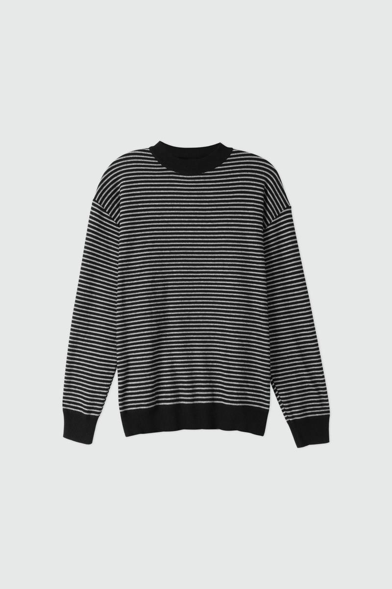 Sweater J001M Black 5