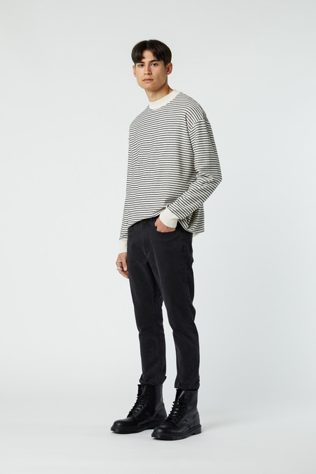 Sweater J001M Cream 7
