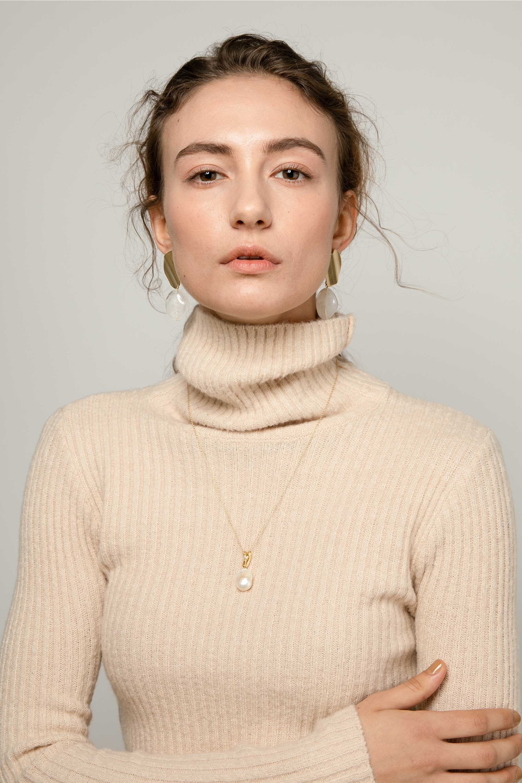 Sweater J003 Beige 1