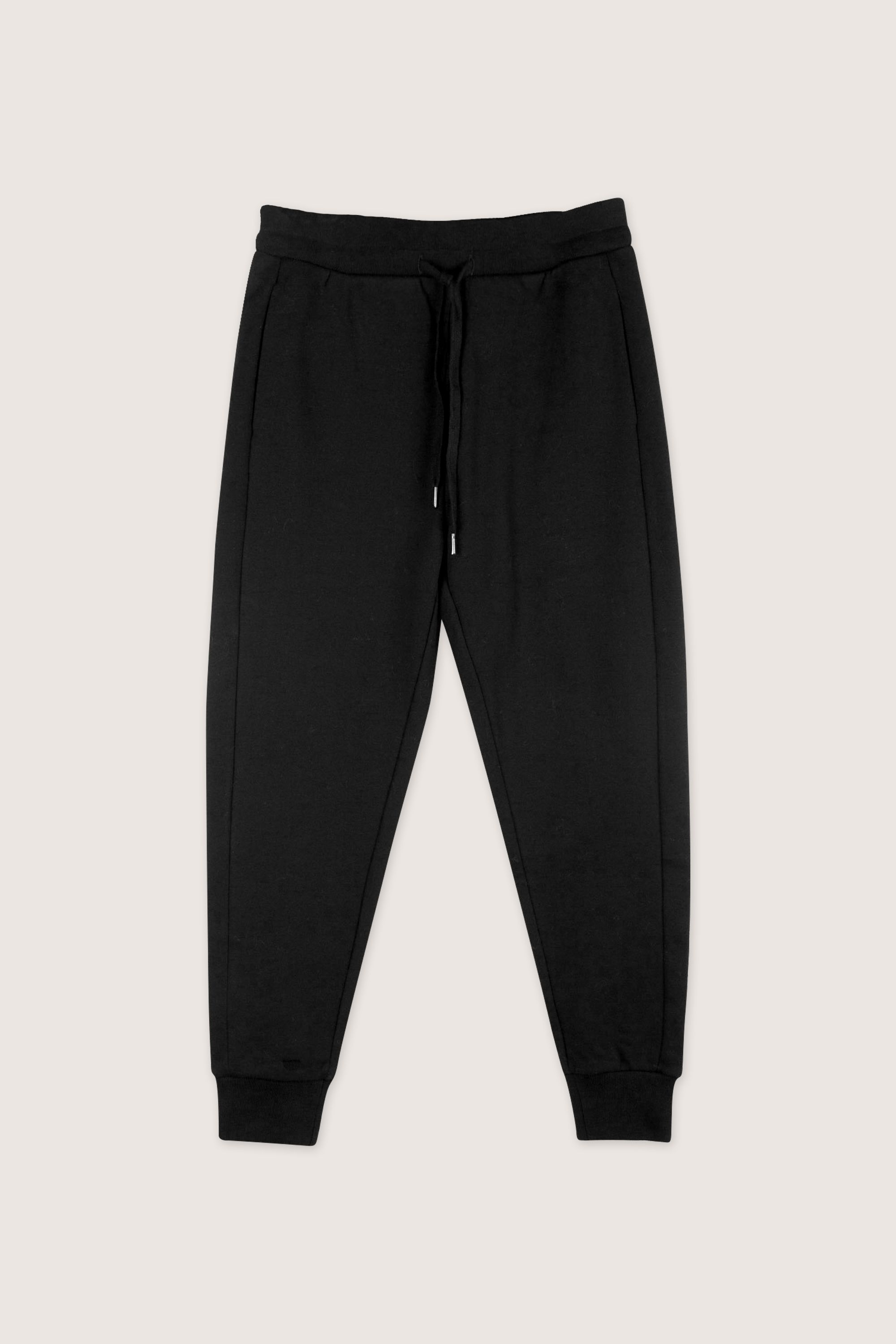 Sweatpant 1623 Black 5