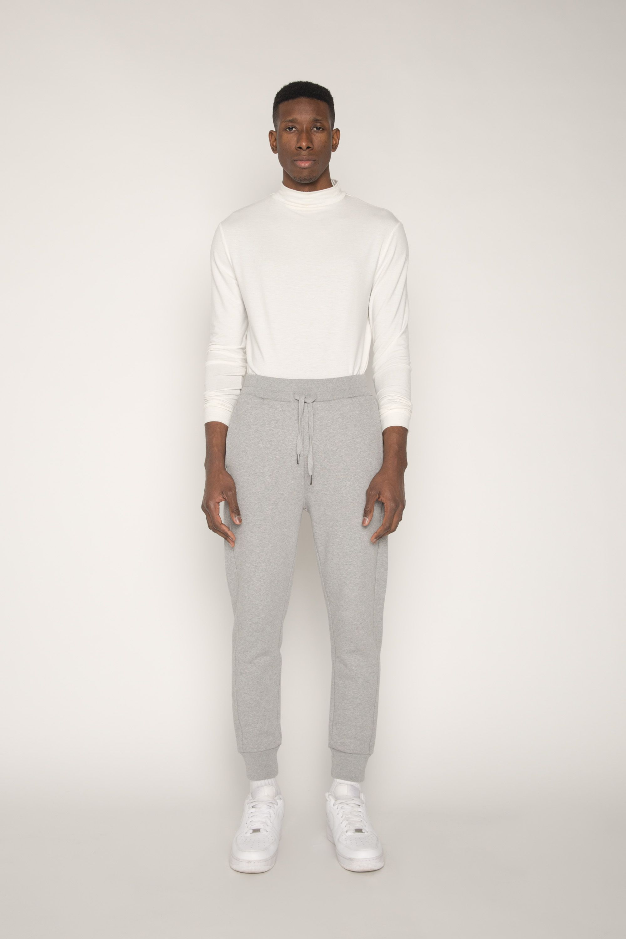 Sweatpant 1623 Gray Mix 1