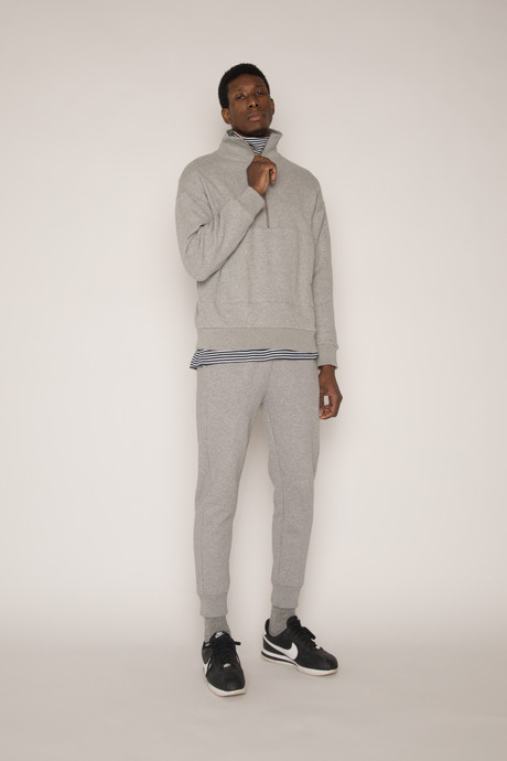 Sweatshirt 1765 Gray Mix 1