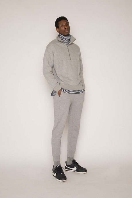 Sweatshirt 1765 Gray Mix 2