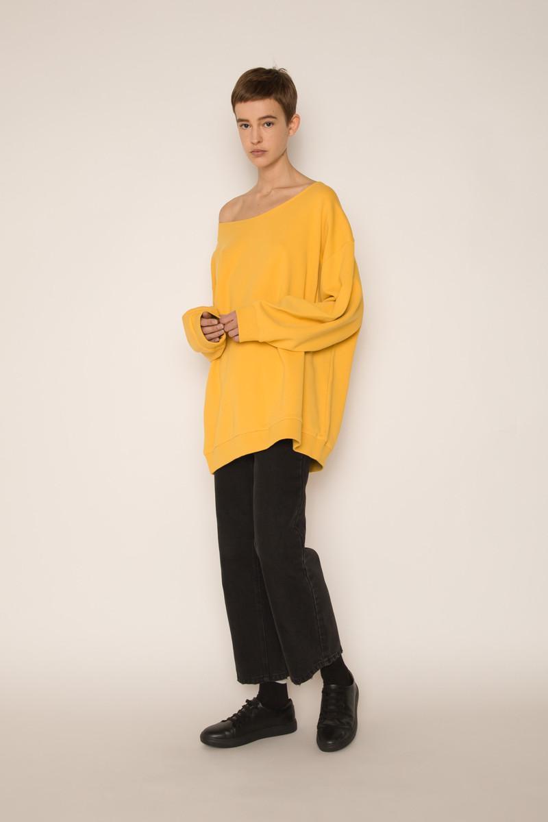 Sweatshirt 1950 Yellow 1