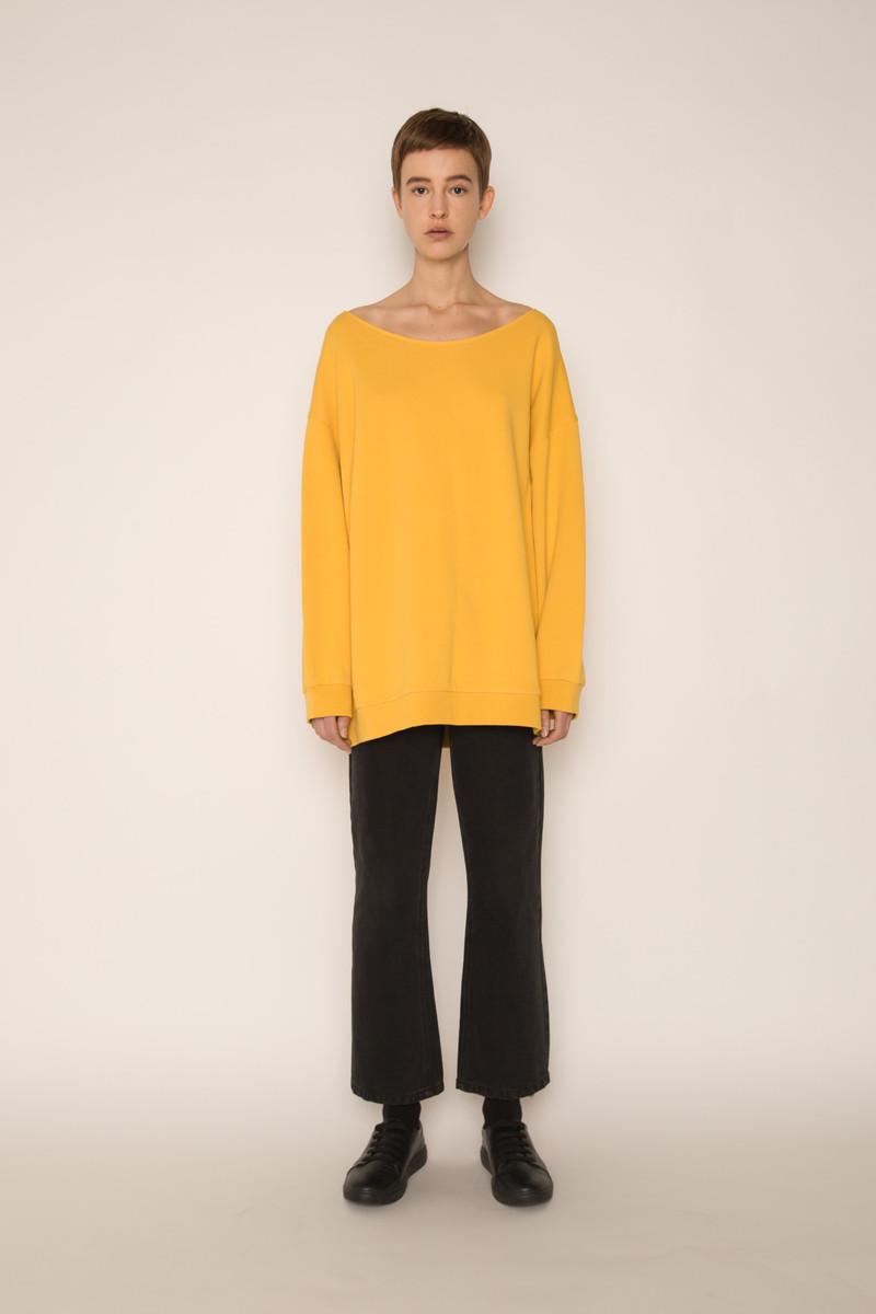 Sweatshirt 1950 Yellow 2