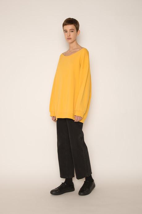 Sweatshirt 1950 Yellow 3