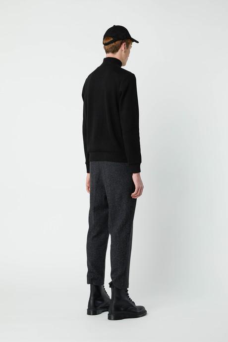 Sweatshirt 2667 Black 10