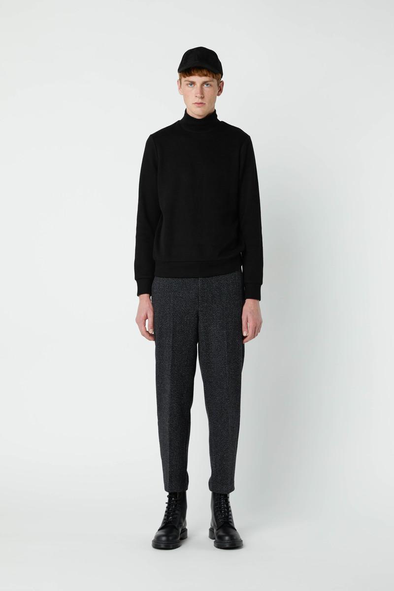 Sweatshirt 2667 Black 7