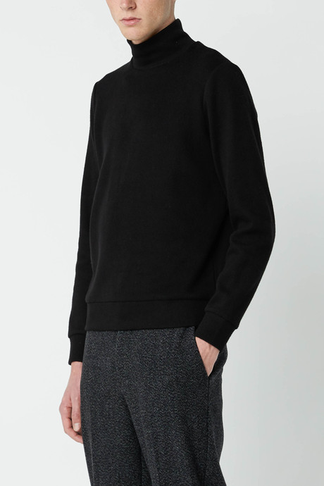 Sweatshirt 2667 Black 8