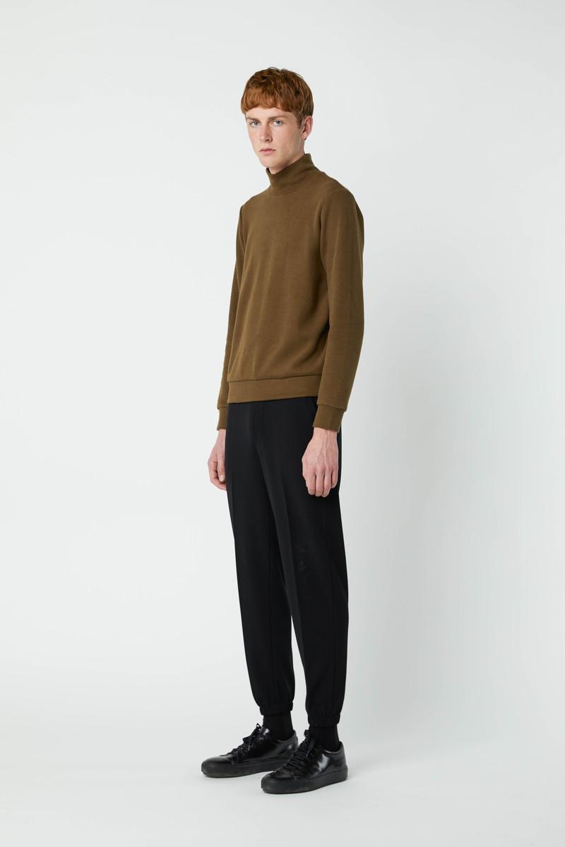 Sweatshirt 2667 Olive 3