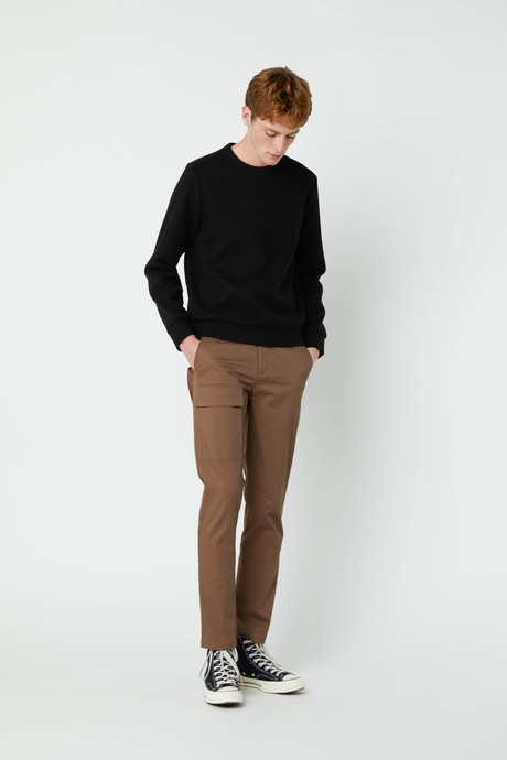Sweatshirt 2668 Black 10