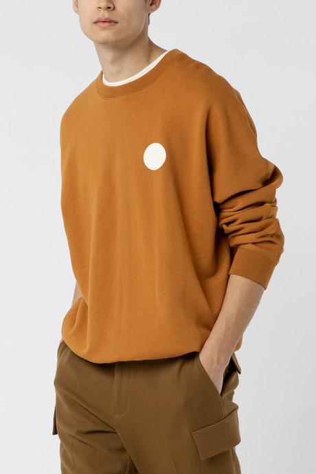 Sweatshirt 2949 Camel 14