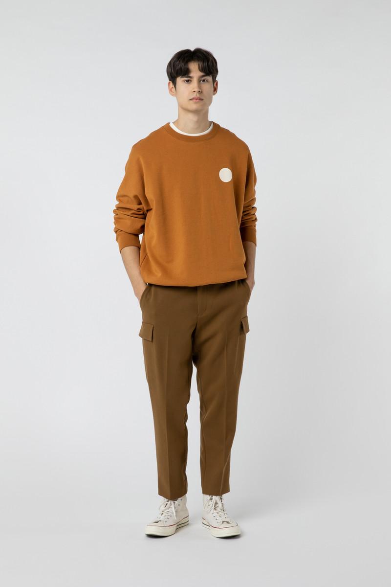 Sweatshirt 2949 Camel 15