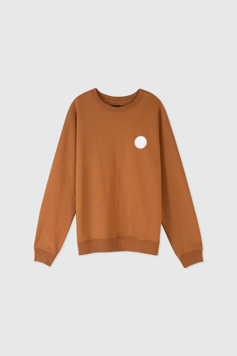 Sweatshirt 2949 Camel 17
