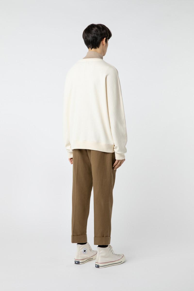 Sweatshirt 2949 Cream 10