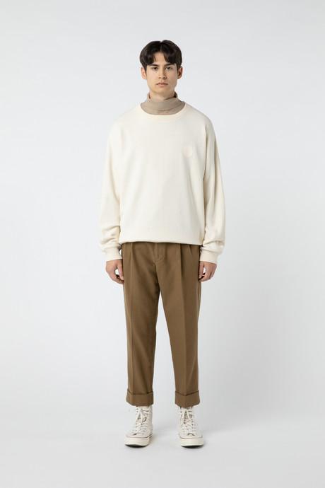 Sweatshirt 2949 Cream 7