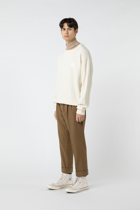 Sweatshirt 2949 Cream 8