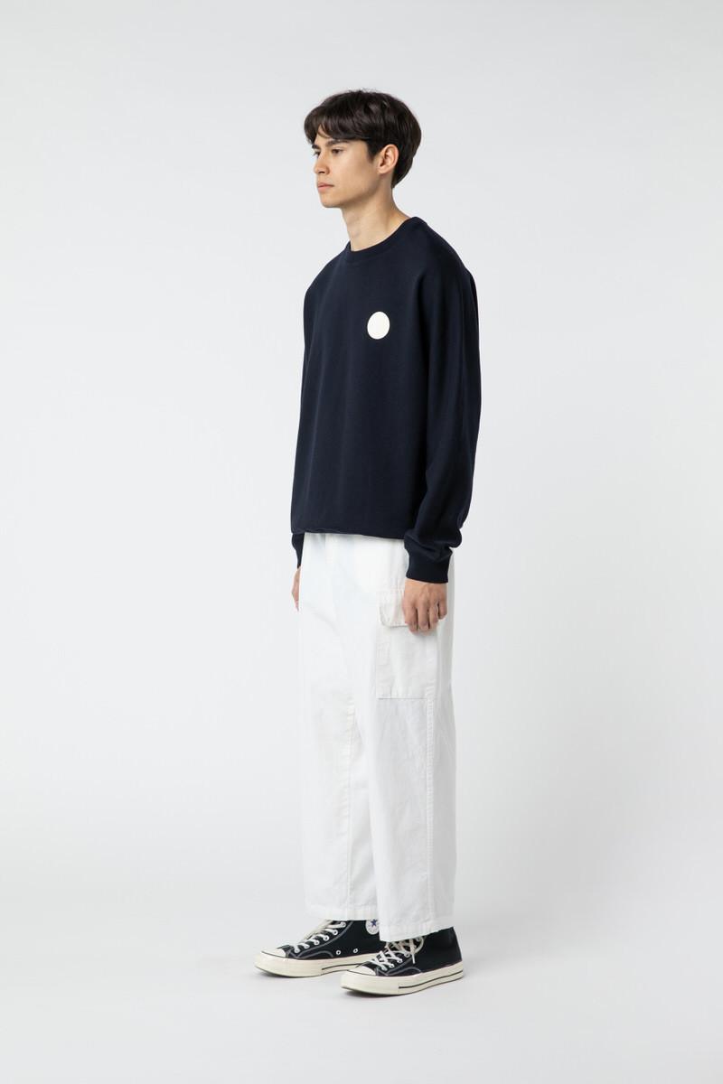 Sweatshirt 2949 Navy 2