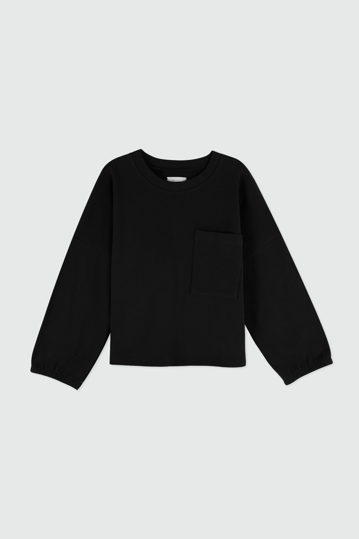 Sweatshirt 2968 Black 8