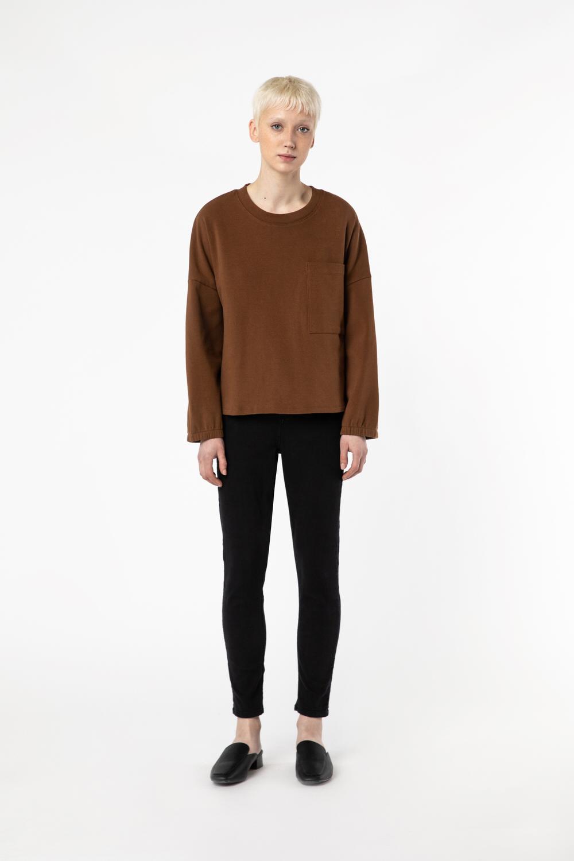 Sweatshirt 2968 Camel 1