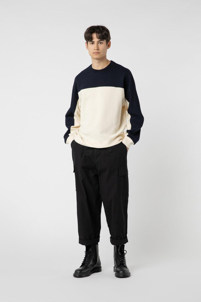 Sweatshirt 3314 Cream 9