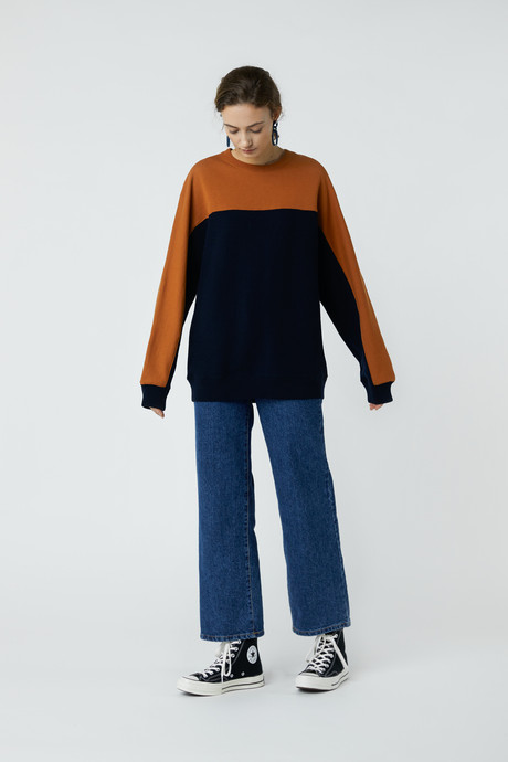 Sweatshirt 3314 Navy 2