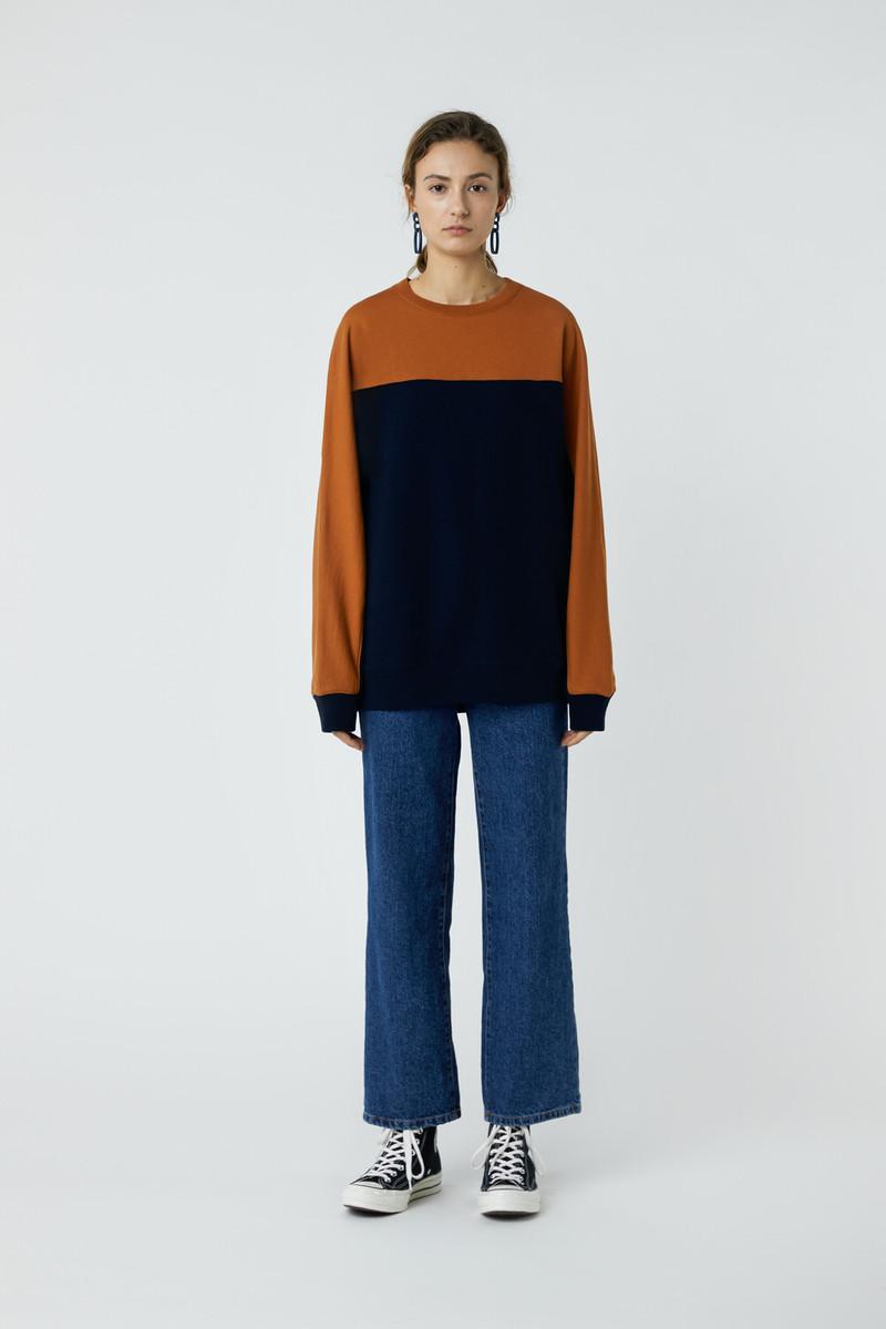Sweatshirt 3314 Navy 3