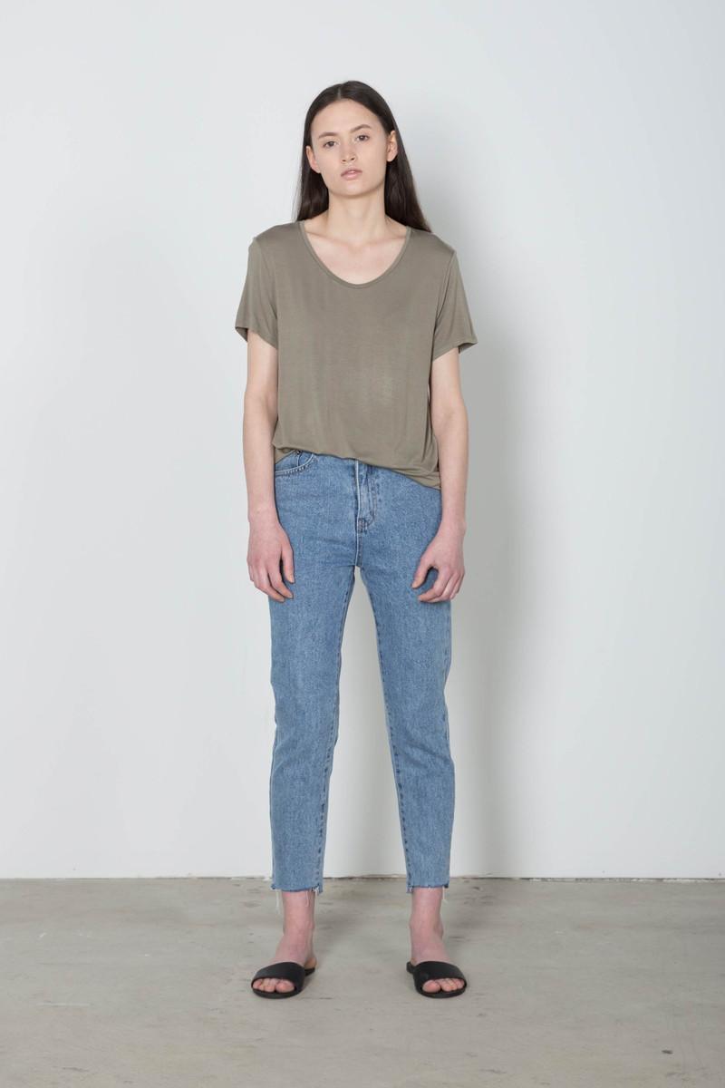 T Shirt 1144 Olive 5