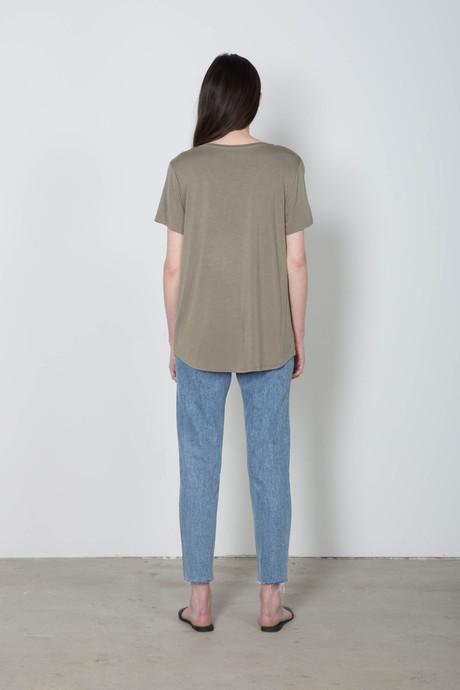 T Shirt 1144 Olive 6