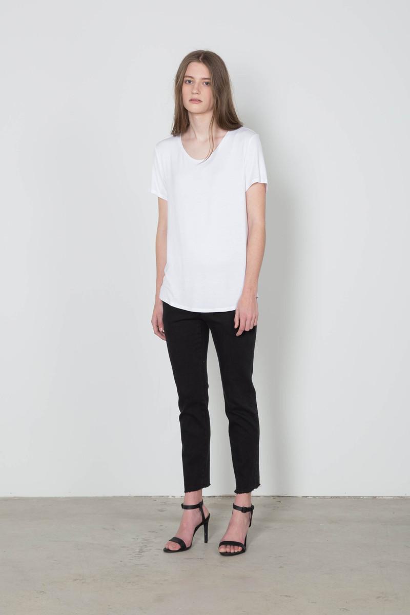 T Shirt 1144 White 3