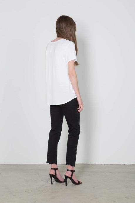 T Shirt 1144 White 4