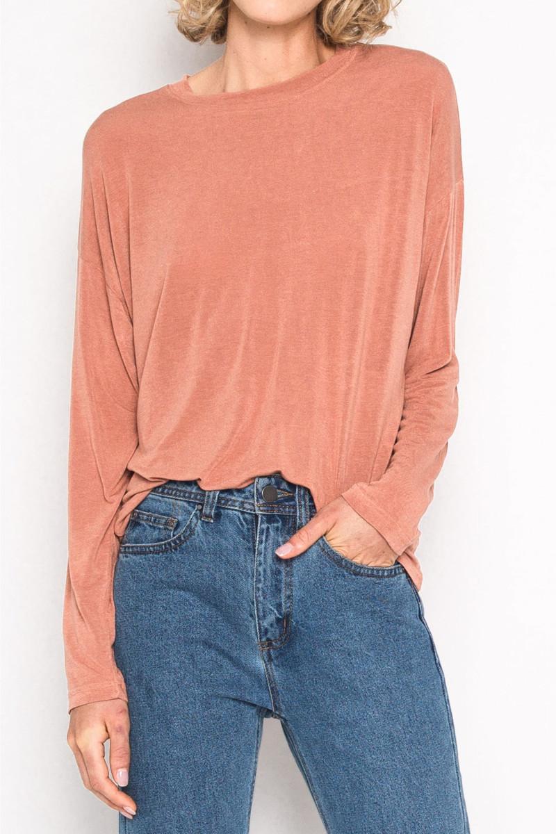 TShirt H243 Orange 2