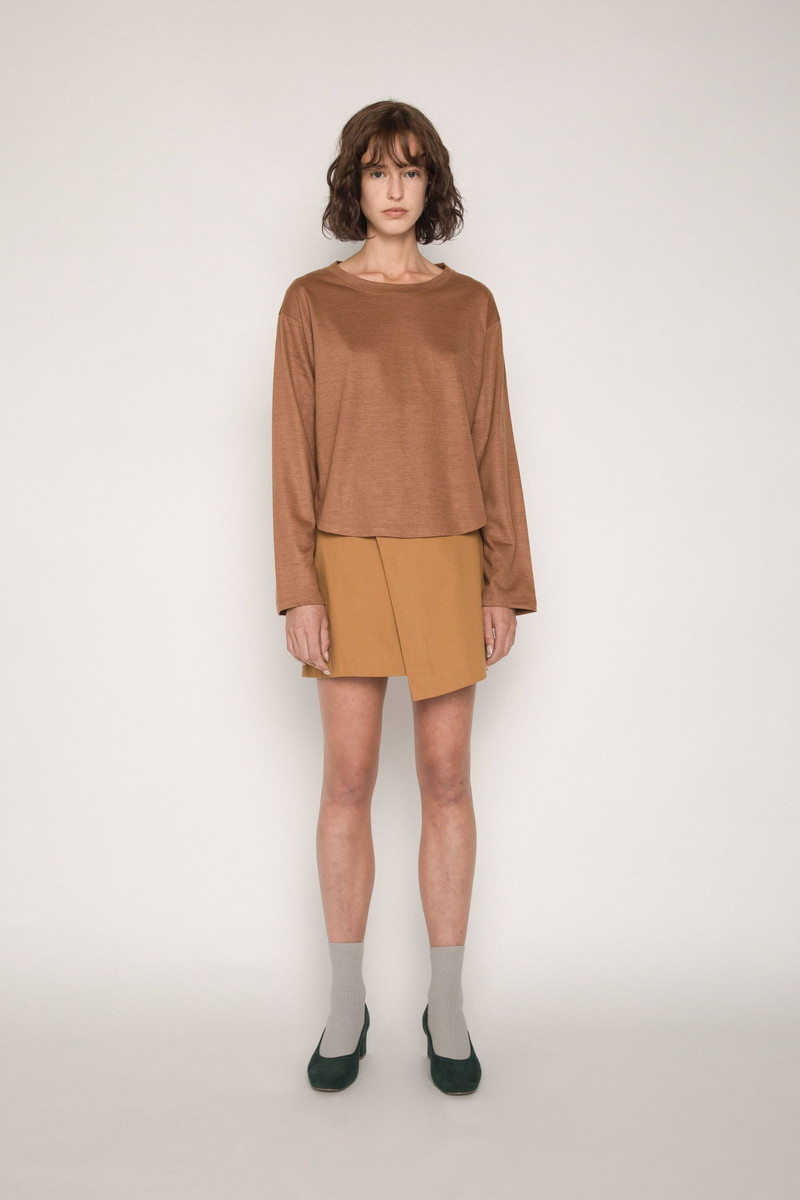 TShirt H331 Brown 1